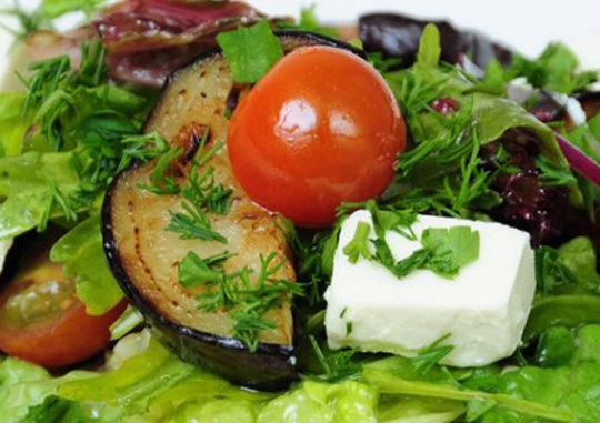 Новые блюда в ресторане «Александровский»