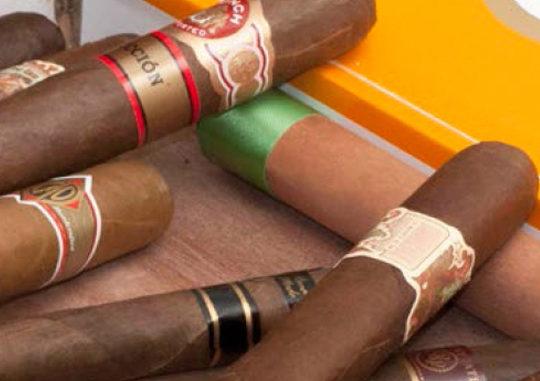 Чемпионат Украины по медленному курению сигар
