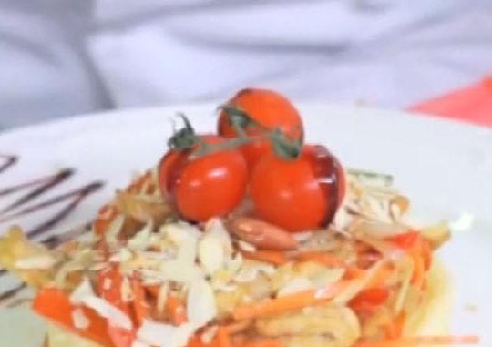 Средиземноморская кухня. Генуэзский суп чоппино и кус-кус