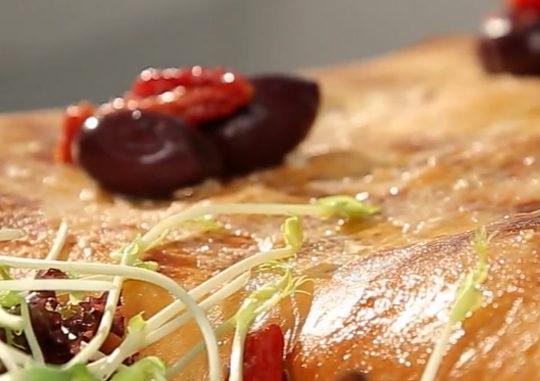 Сицилийский рецепт рулета и пирога