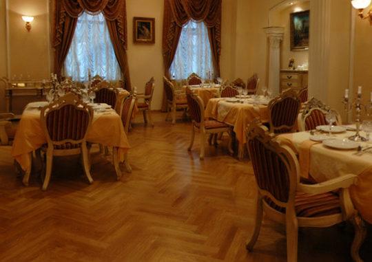 Столовый зал