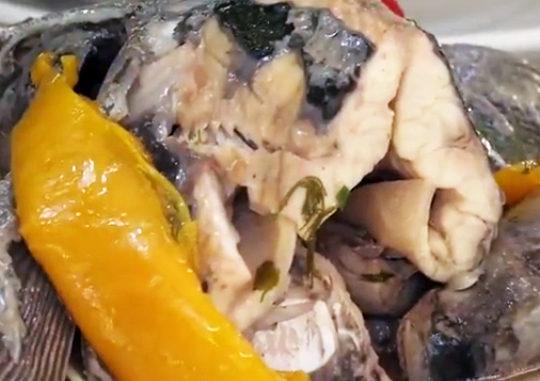 Рыбное меню: рыбацкая уха, тефтели из рыбы и мидии на мангале