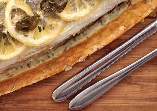 Мясо и рыба, приготовленные на соли