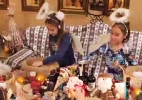 Ангелы ресторана «Александровский»