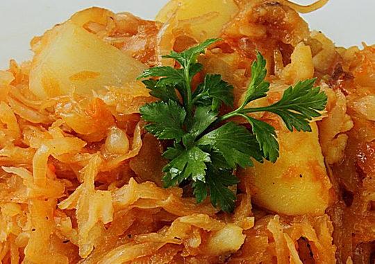 Украинская национальная кухня: бигус по-польски, бануш по-гуцульски и галушки по-полтавски