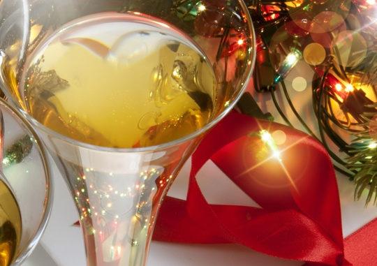 Новогодние корпоративы в ресторане «Александровский»