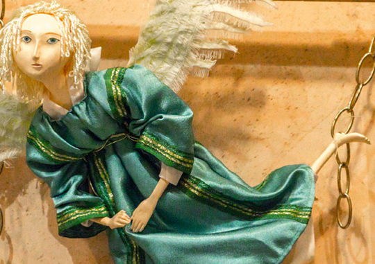 Ангелы уже прилетели в «Александровский»