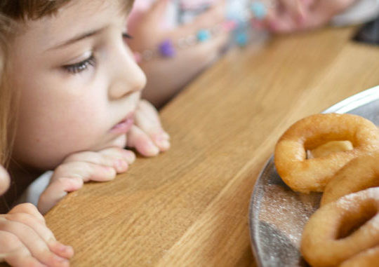Детская фотосессия в ресторане «Александровский»