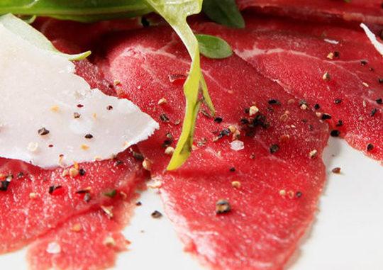 Готовим блюда из сырого мяса и рыбы