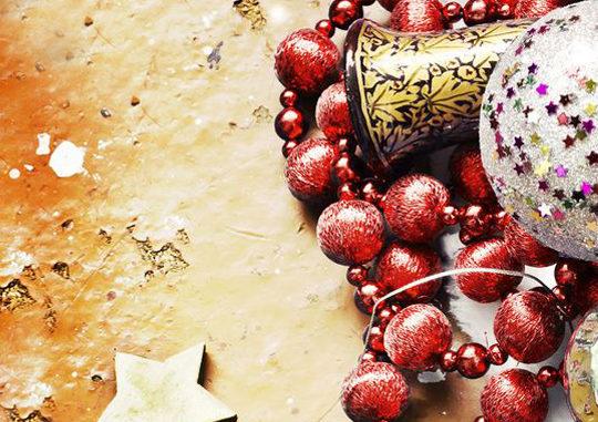 Встречайте новый год в ресторане «Александровский»!