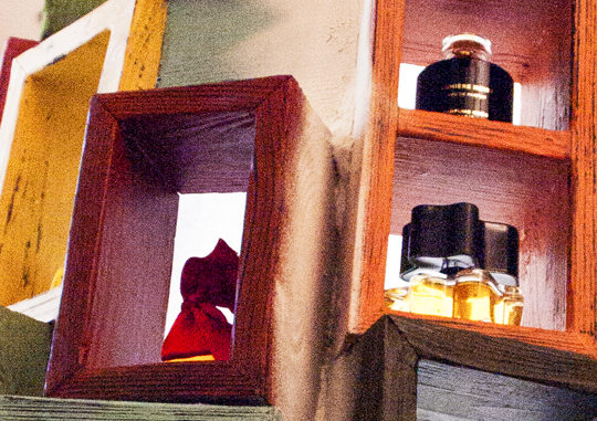 Элитная парфюмерия в ресторане «Александровский»