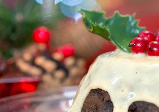 Рождественские блюда в ресторане «Александровский»