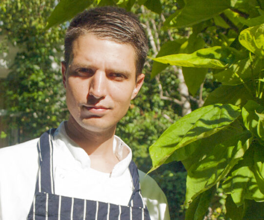 Новый шеф-повар ресторана «Александровский»