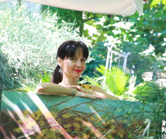 Презетация книги Оксаны Тодоровой «Енергія креативу»