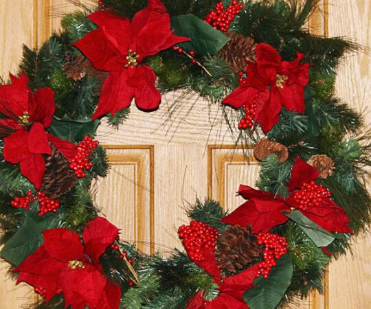 Рождественское меню в ресторане «Александровский»