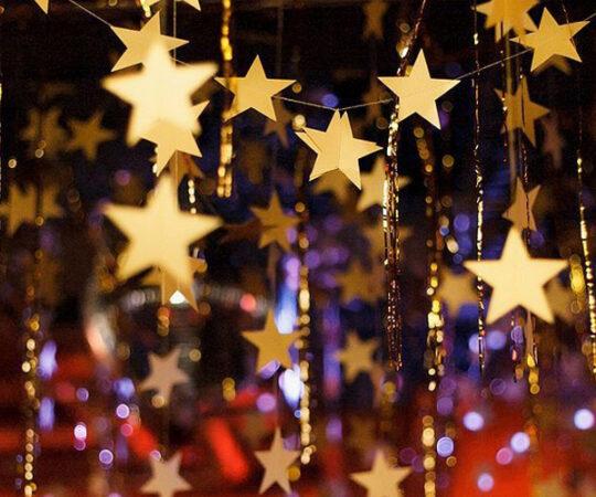 Новогодняя ночь в «Александровском»